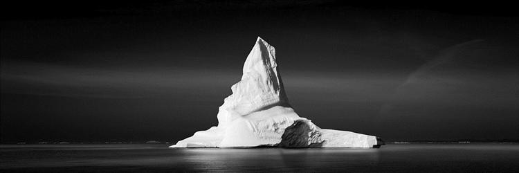 Iceberg 2, 2007 - David Burdeny