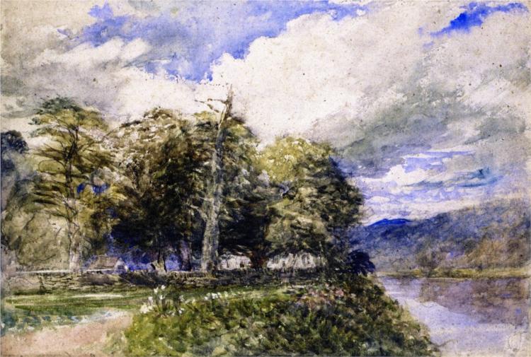 Bettws-y-Coed, 1859 - David Cox