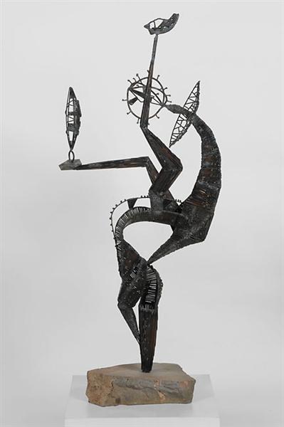Juggler No. 2, 1991 - David Hare