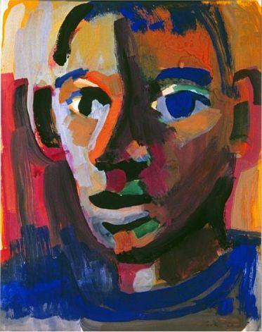 Head, 1960 - David Park