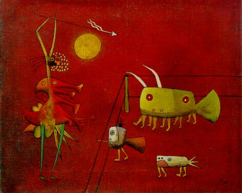 Revolt of the Pets, 1959 - Desmond Morris