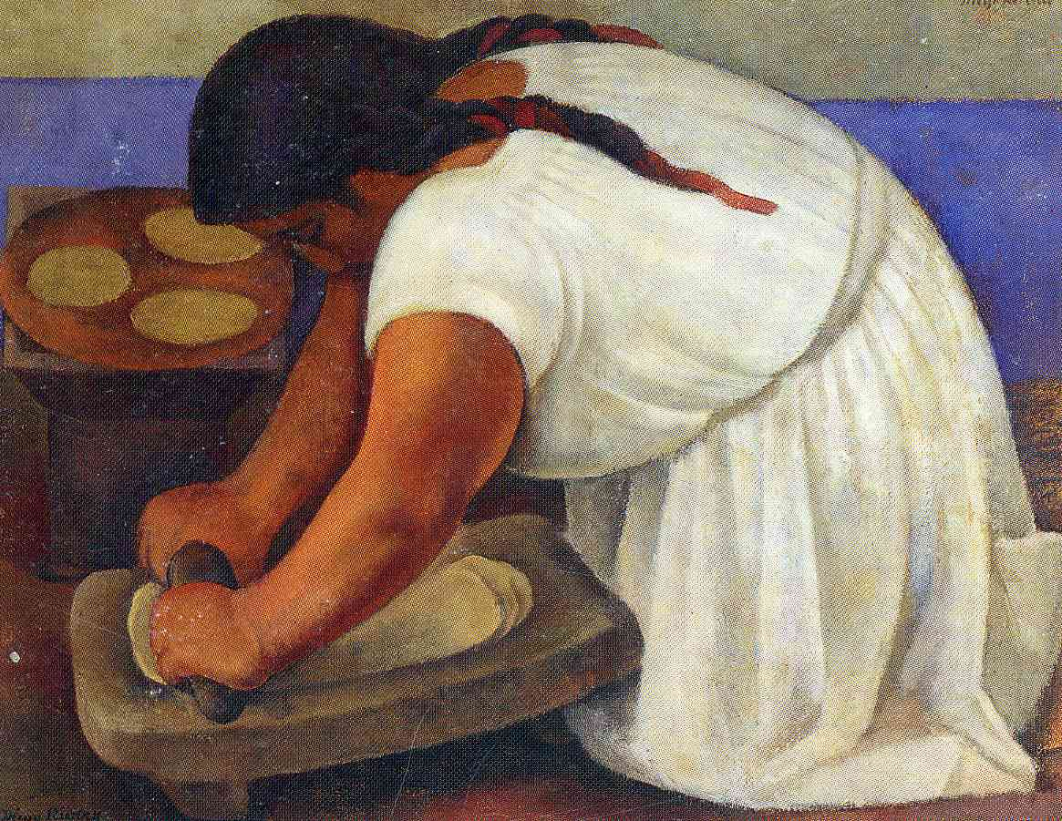 Diego rivera art galleryhip com the hippest galleries