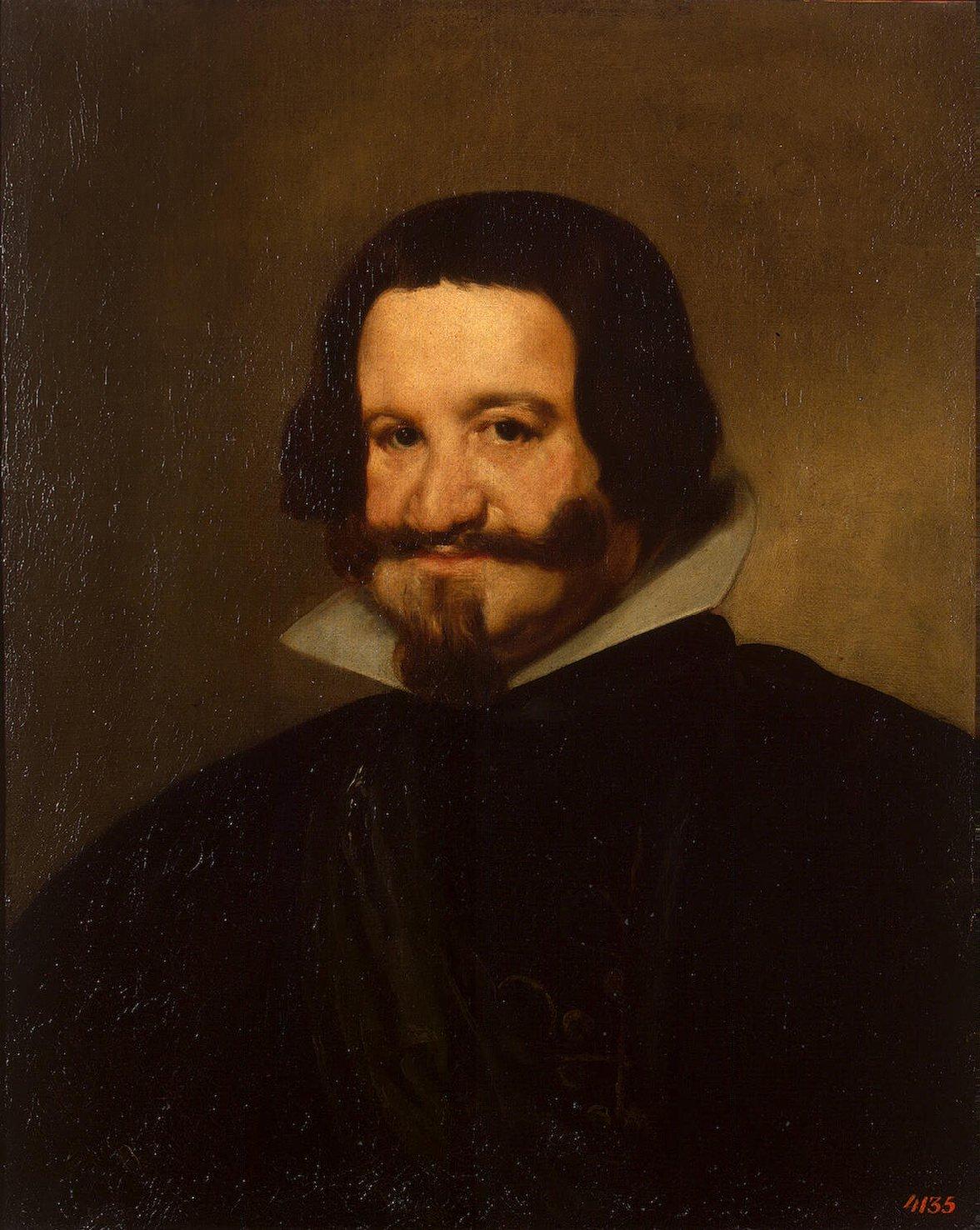 Count duke of OlivaresVelazquez