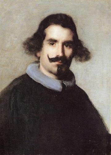 Who is this artist?  Velazquez Self Portrait