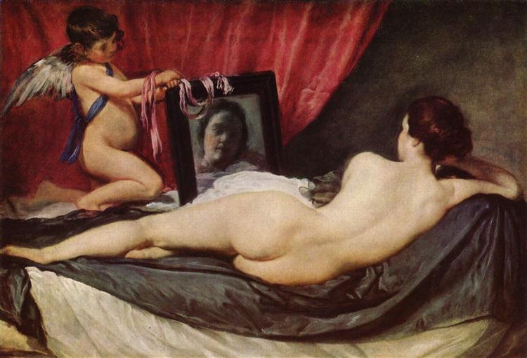 The Rokeby Venus - Diego Velazquez