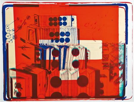 Ars Alpina I, 1972 - Dieter Roth