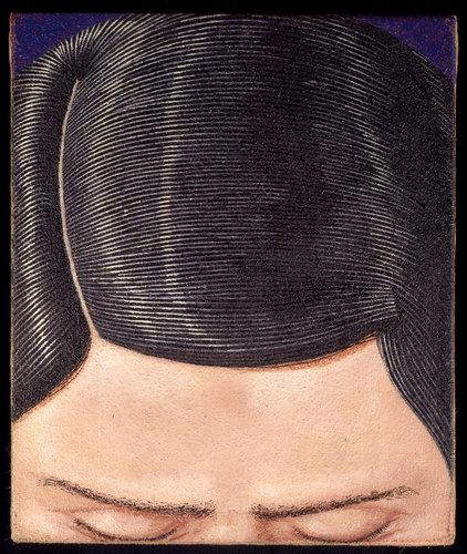 Ritratto di Luis T, 1967 - Domenico Gnoli