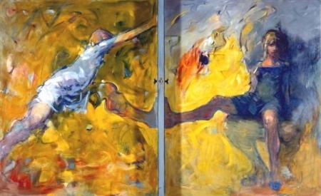 Door 84, 1984 - Dorothea Tanning