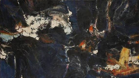 Untitled, 1959 - Douglas Huebler