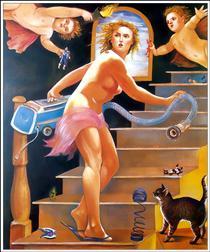 Action Figures - Edith Vonnegut
