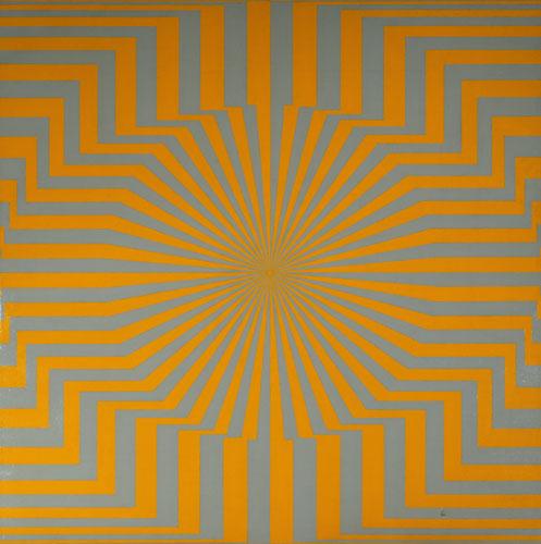 Radiant Ellipse 2-65, 1965