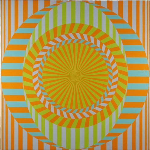 Radiant Ellipse 3-65, 1965