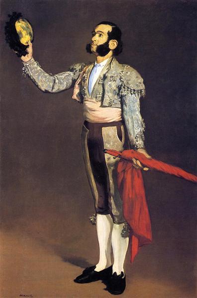 A matador, 1867 - Edouard Manet