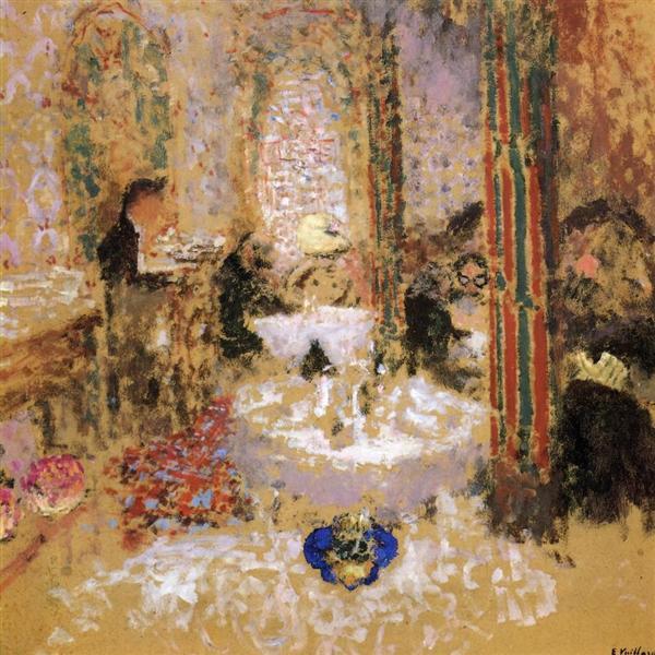 Home Maxime, 1905 - Edouard Vuillard