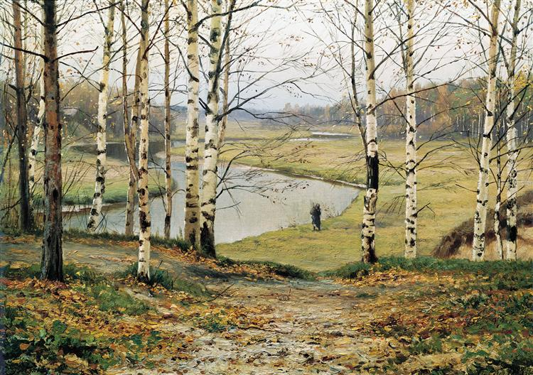 October, 1883 - Efim Volkov