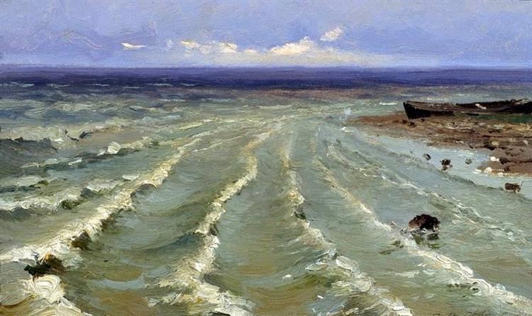 The Sea - Ефим Волков