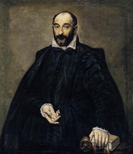 Stile Peplo Greco: Portrait Of A Man (Andrea Palladio)