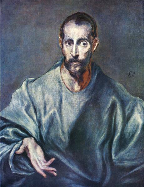 St. Jacobus, c.1600 - El Greco