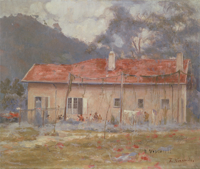 My House, 1929 - Eliseu Visconti