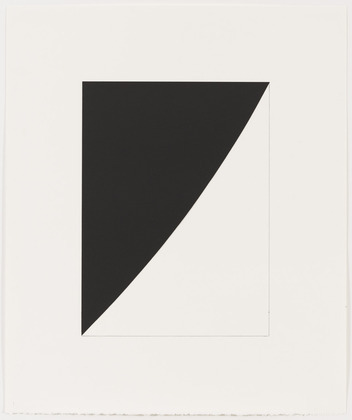 The Mallarmé Suite, 1991 - Ellsworth Kelly