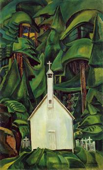 Emily Carr Famous Paintings