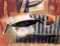 Still Life with Fish - Ендре Балінт