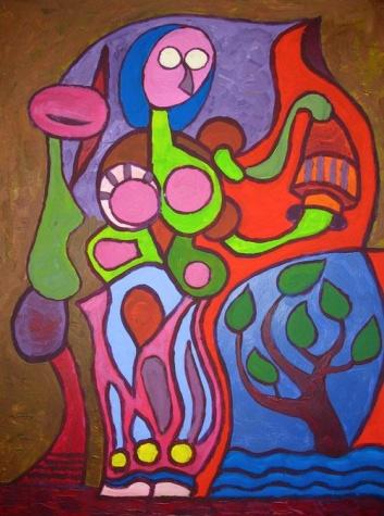 Aquarius IX, 2005 - Endre Bartos