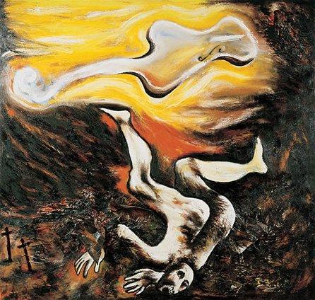 Musica Ebbra, 1982 - Enzo Cucchi
