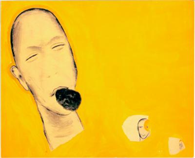 Sotto Lingua, 2000 - Enzo Cucchi