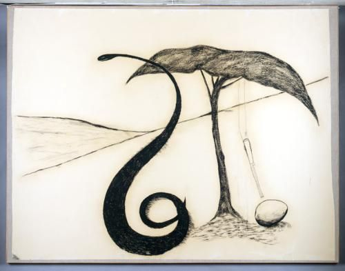 Untitled - Enzo Cucchi