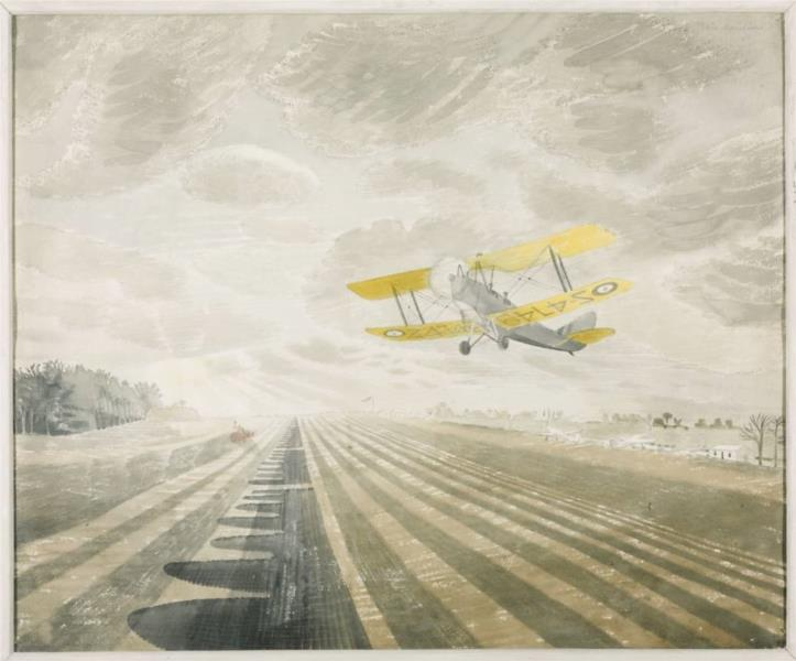 Tiger Moth, 1942 - Ерік Равіліус