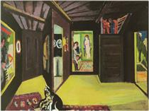 Mountain Atelier - Ernst Ludwig Kirchner