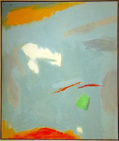 Canto II, 1995 - Esteban Vicente