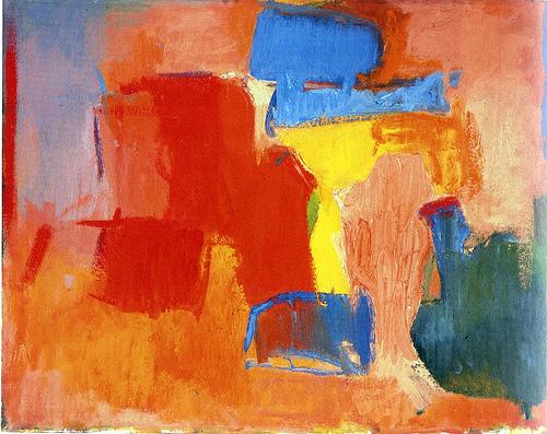 Untitled, 1959 - Esteban Vicente