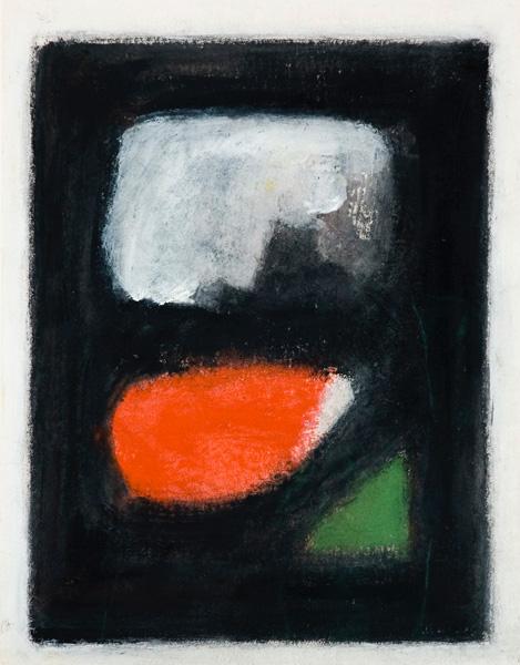 Composition au fond cosmique, 1996