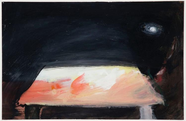 Table with nebulae, 1993 - Eugene Brands