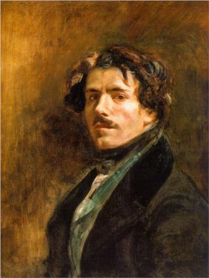 Eugene Delacroix - 224 paintings, drawings and prints - WikiArt org