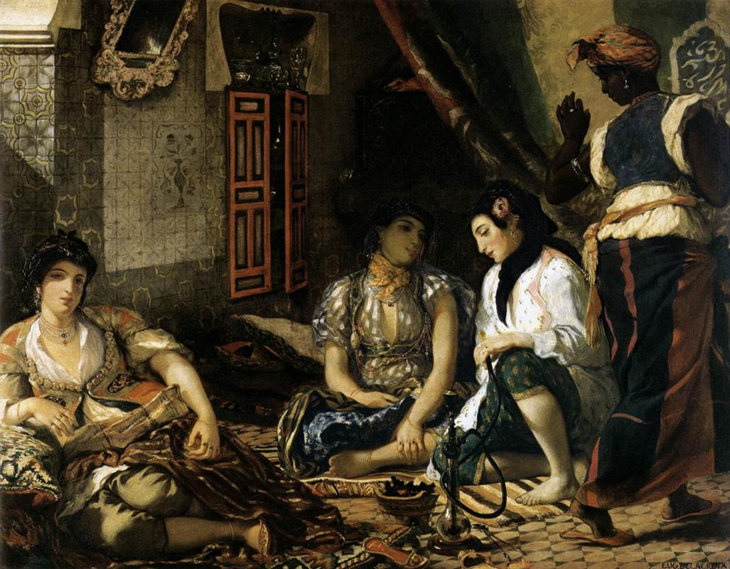 https://uploads8.wikiart.org/images/eugene-delacroix/the-women-of-algiers-1834(1).jpg!HalfHD.jpg
