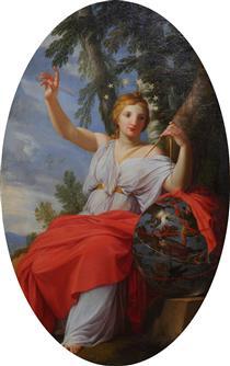 The Muse Urania - Eustache Le Sueur