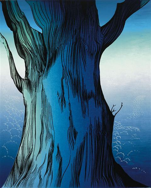 Eucalyptus, 1974 - Eyvind Earle
