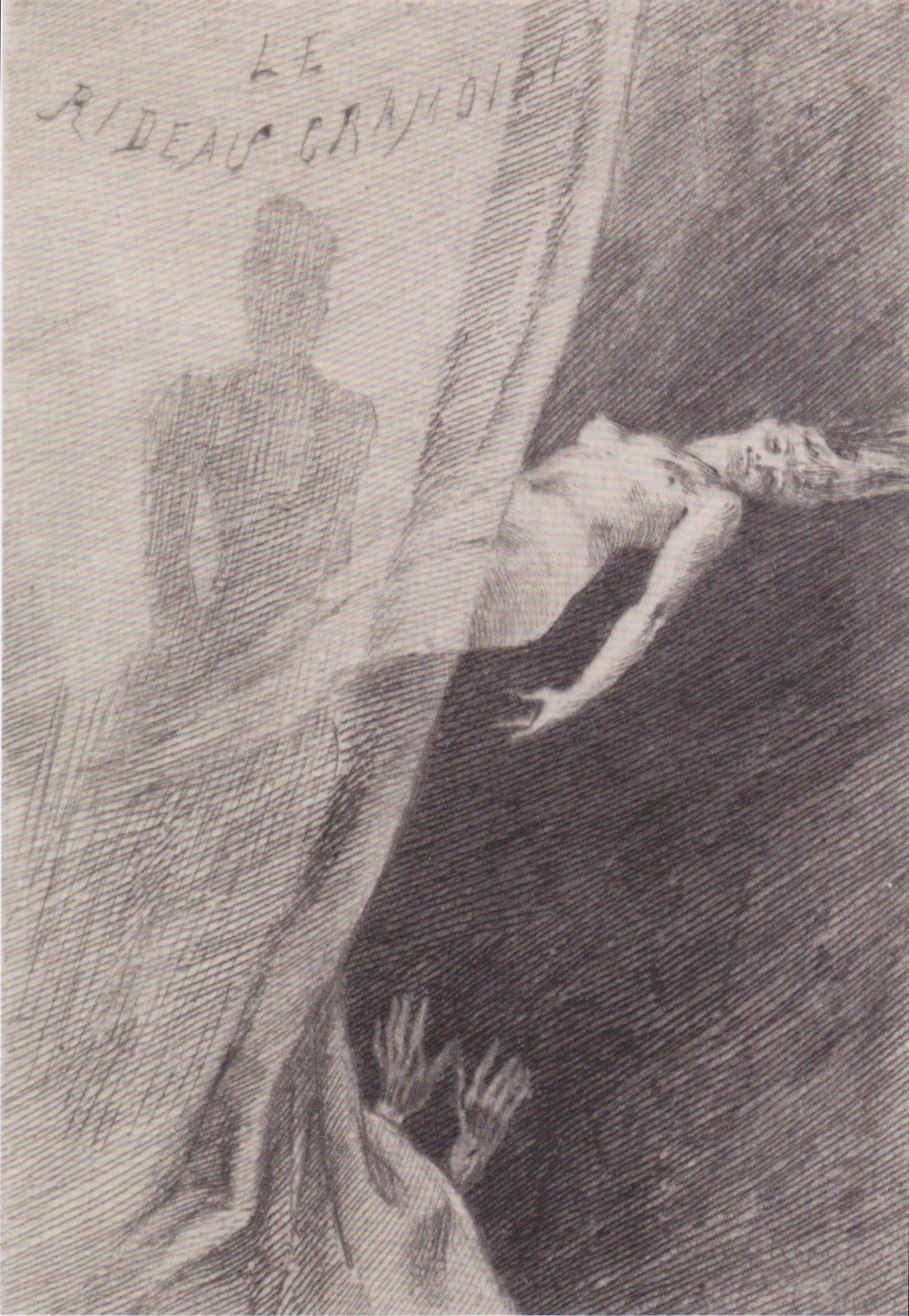 Illustration of 'Les Diaboliques', 1882