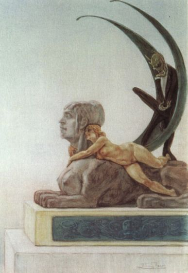 The Sphinx, 1879-1882