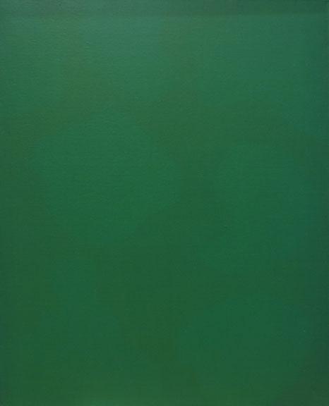 Microchromie ZL, 70 Vert jade, 1970 - Fernand Leduc