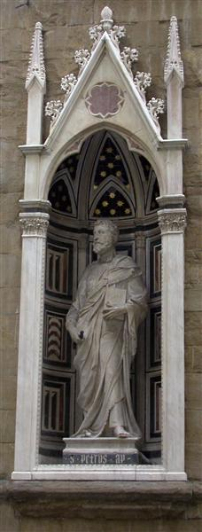 Saint Peter, 1413 - Filippo Brunelleschi