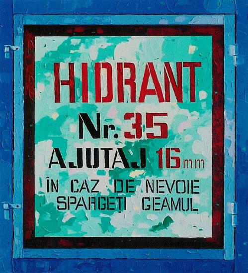 Hidrant Nr. 35 - Florin Ciulache