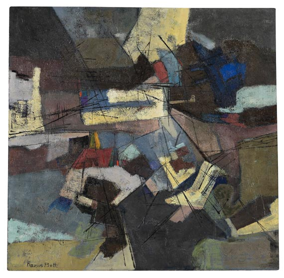 Composition, 1955 - Francis Bott