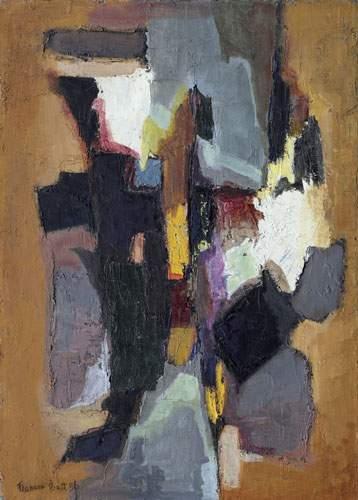 Composition, 1956 - Francis Bott