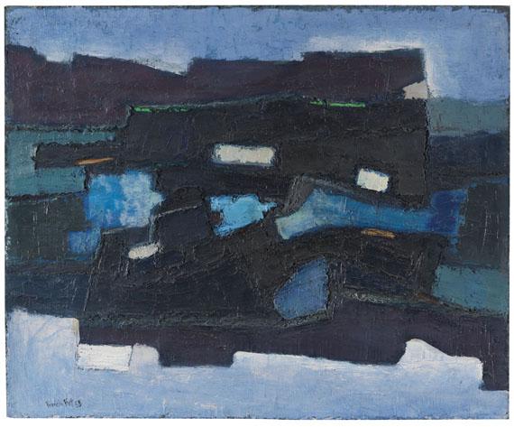 Composition, 1958 - Francis Bott