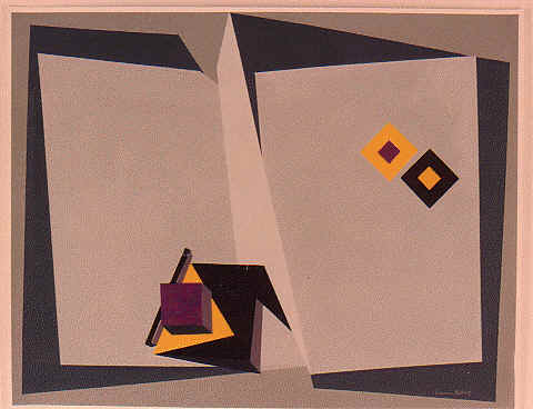 Composition - Francis Bott