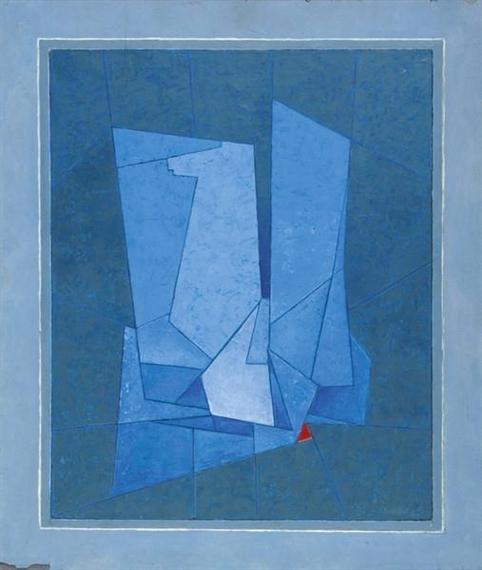 Composition, 1975 - Francis Bott